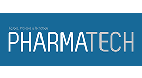 Pharmatech logo media partners