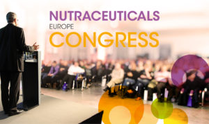 Top-level speakers to reflect on innovation, trends and the future at Nutraceuticals Europe's scientific congress