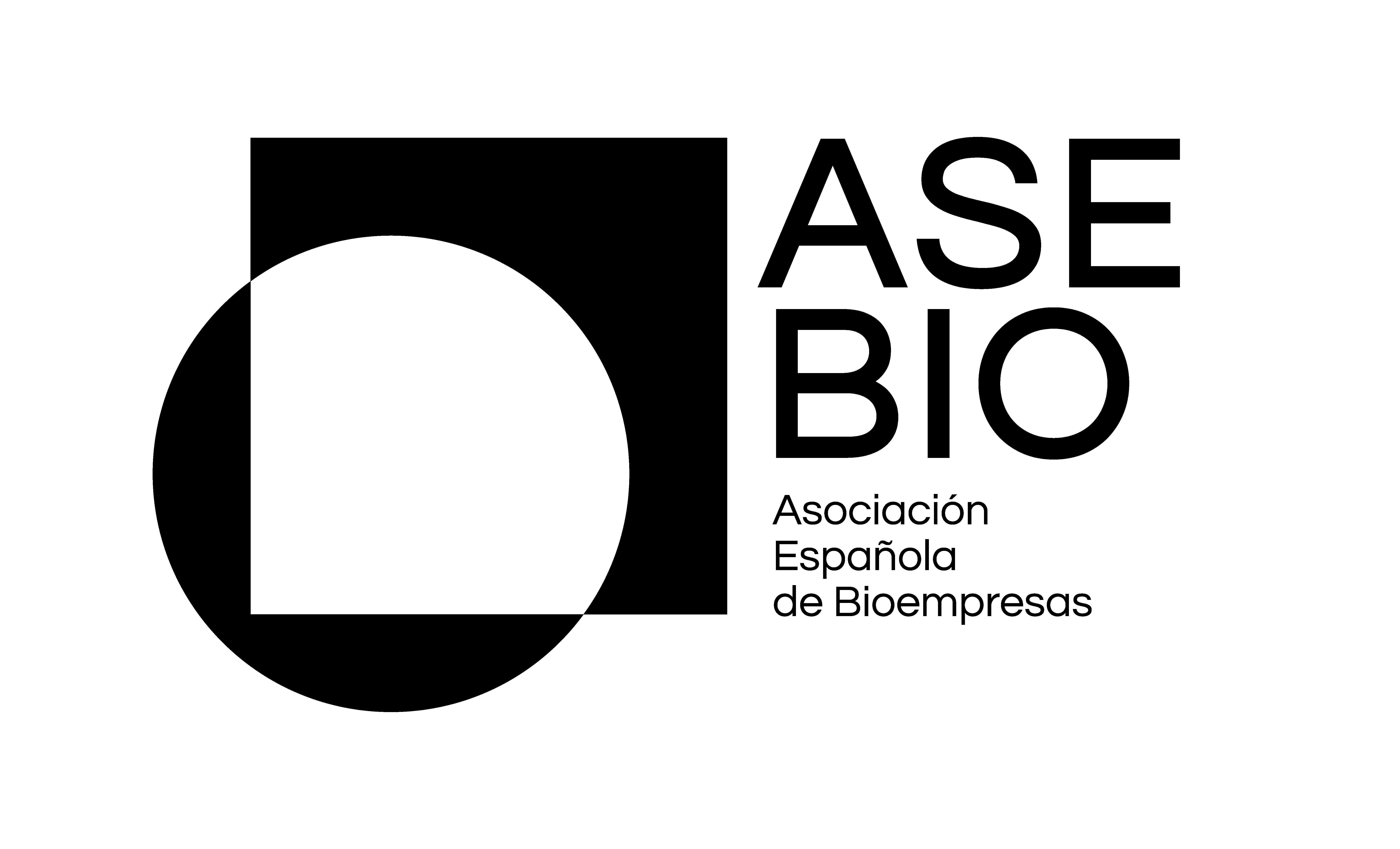 Logo Asociación Española de Bioempresas (AseBio)